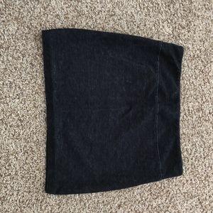 Forever21 Blue Miniskirt